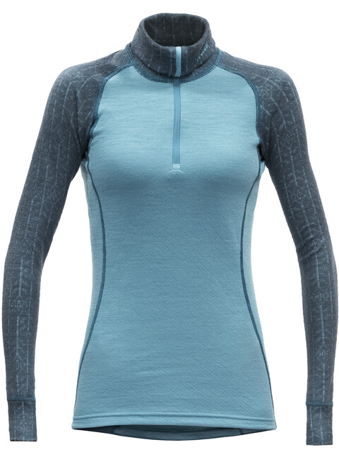 Devold Duo Active Zip Neck Shirt Women Orion